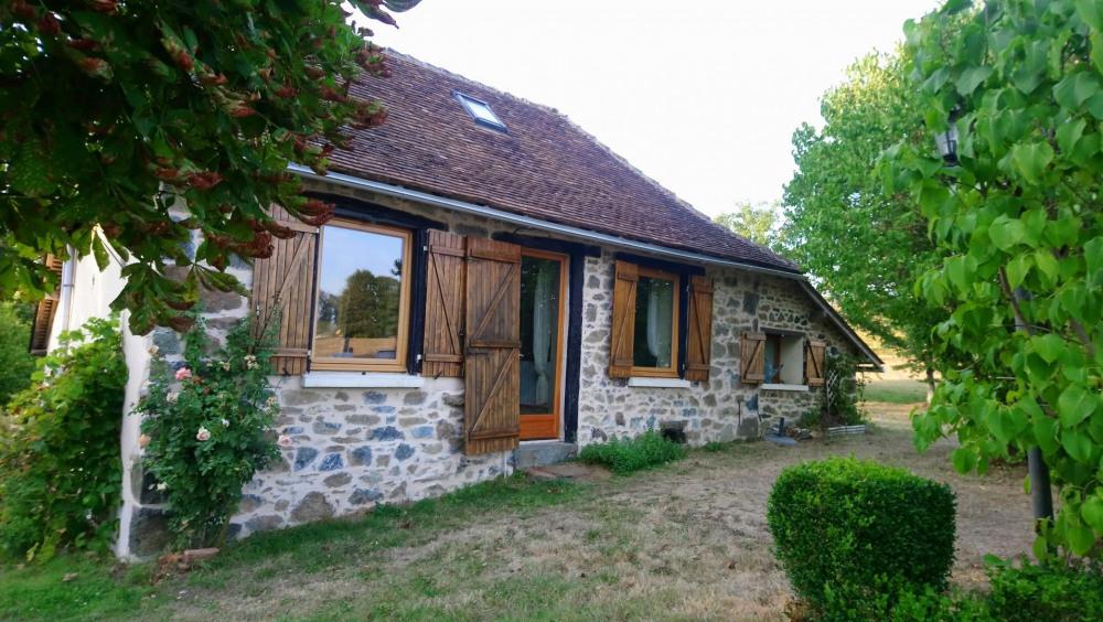 Holiday rentals La Porcherie - House - 5 persons - BBQ - Photo N° 1