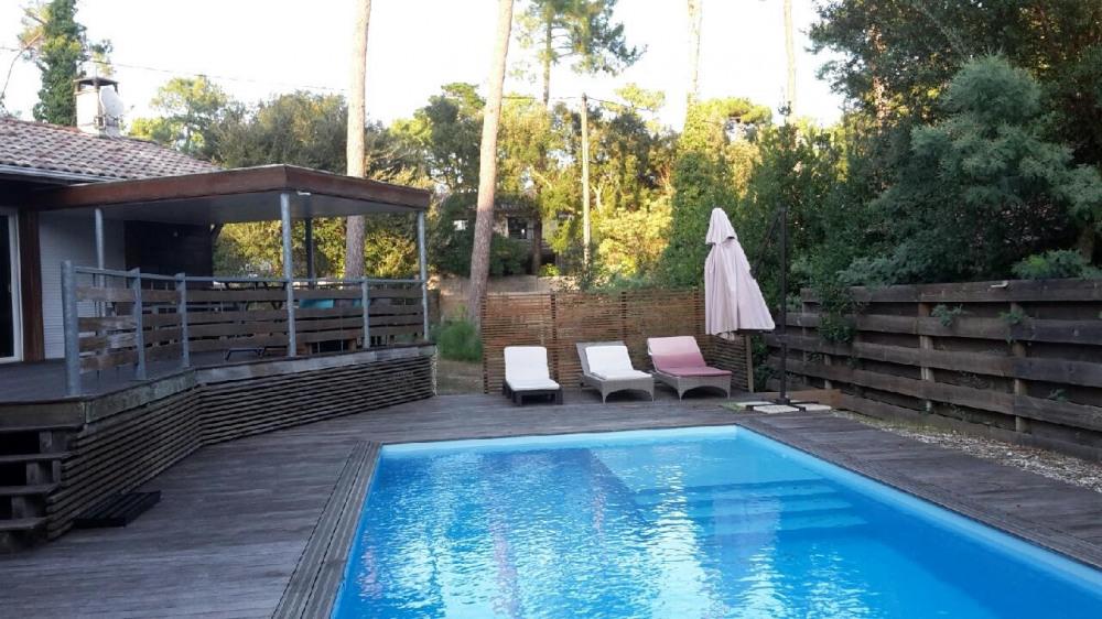 Location vacances Seignosse -  Maison - 7 personnes -  - Photo N° 1