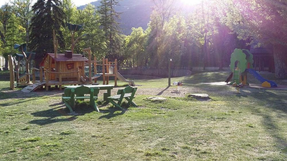 Jardin d'enfants Parc de la Schappe