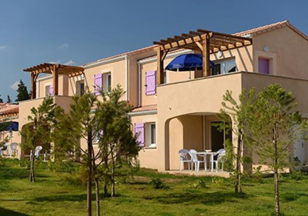 Résidence Le Mas des Alpilles - 3 pièces duplex 6 pers.