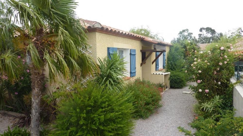 Villa pour 6 pers. avec parking privé, Perpignan
