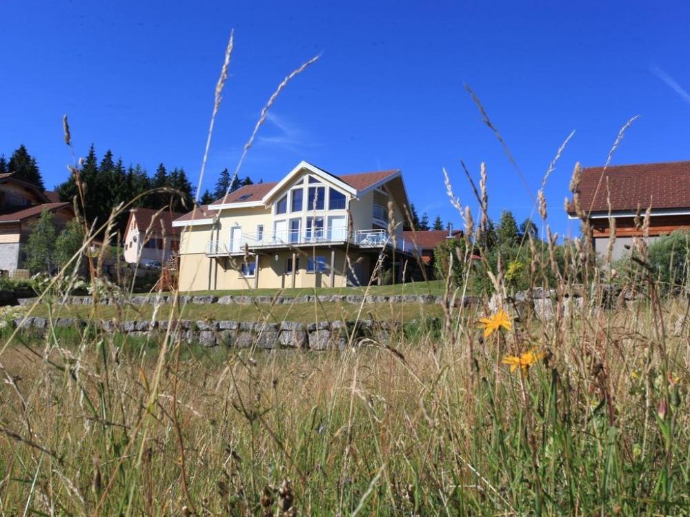 Chalet bois à Prémanon - Haut-Jura