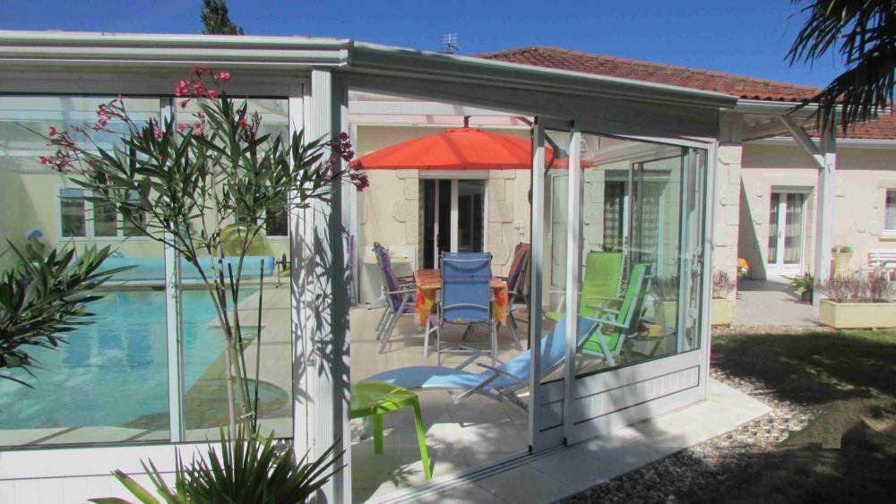 Maison 12 personnes - Piscine Chauffée - Wifi    Lot et Garonne