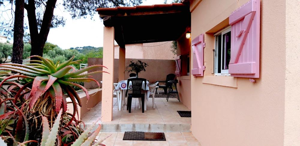 Location vacances Appietto -  Maison - 4 personnes - Barbecue - Photo N° 1