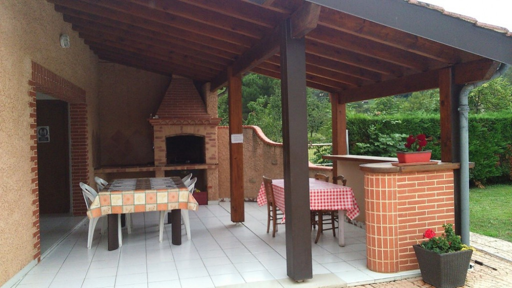 barbecue ,et bar