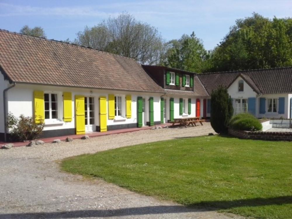 Gîtes des Garennes à Rue - Rue