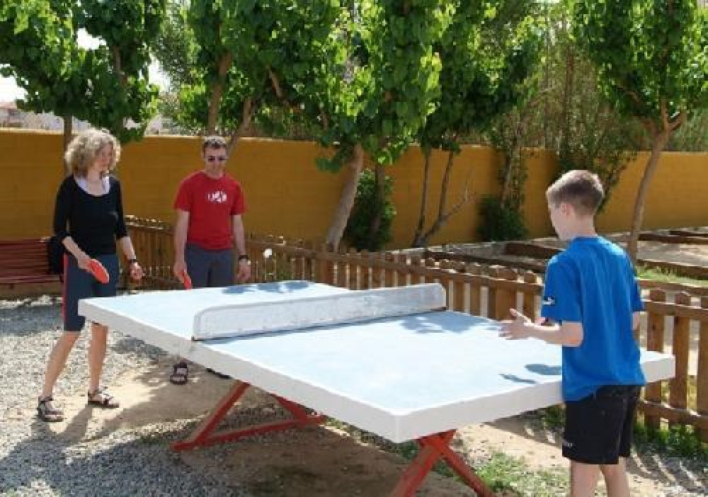 Camping Vendrell - Bungalow Tropical 2Ch 4/6pers