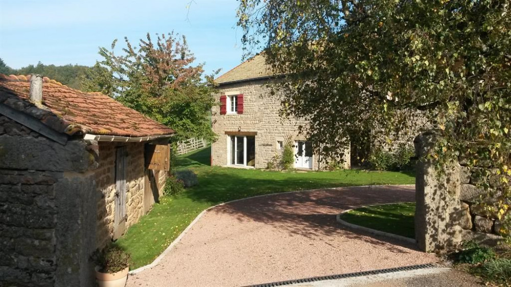 Holiday rentals Donzy-le-National - Apartment - 4 persons - BBQ - Photo N° 1