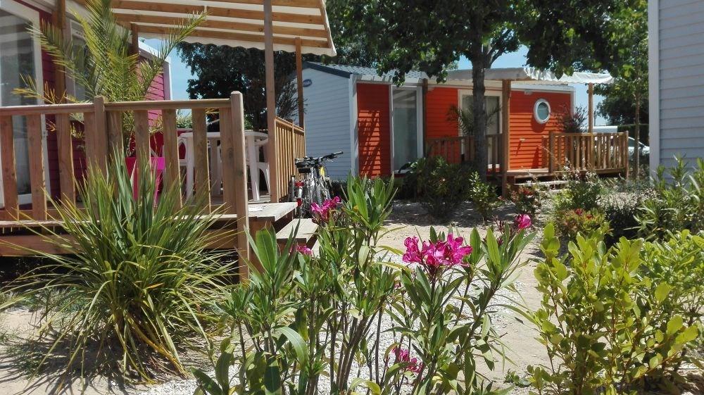 Camping Le Bois Verdon, 39 emplacements, 21 locatifs