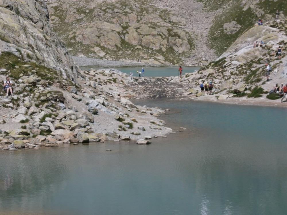 rando d'été lac Blanc