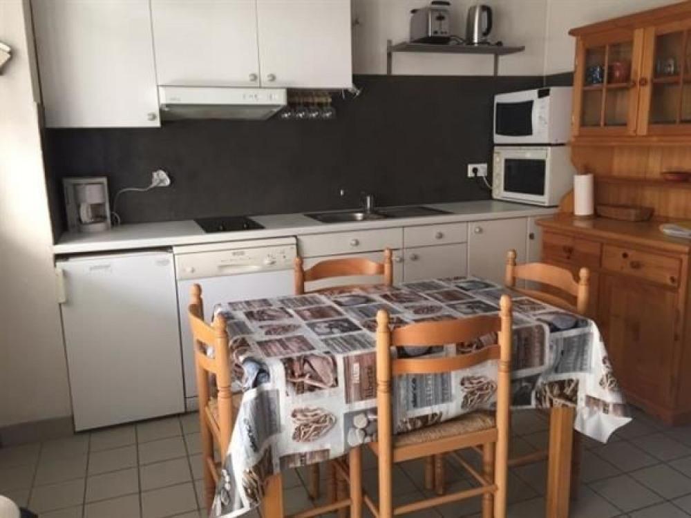 Biscarrosse appartement T2 cabine à proximité des plages pour 4 personnes