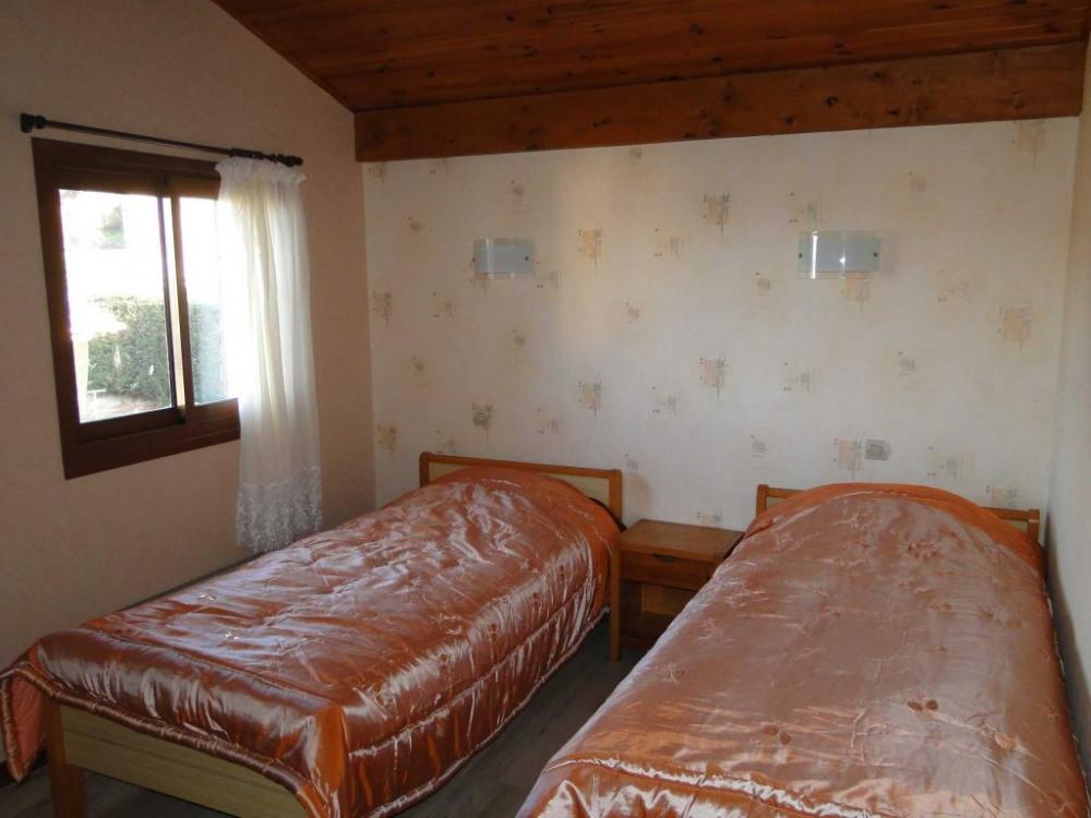 chambre 4 - deux lits en 90