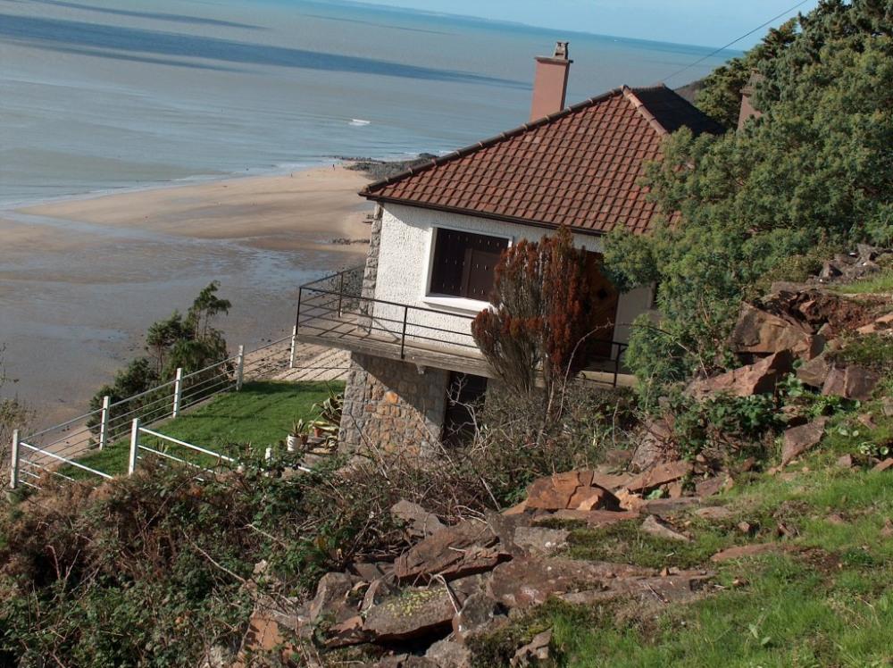 Villa avec vue sur mer