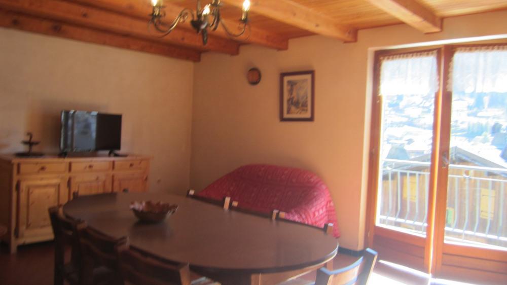 Location vacances Les Gets -  Appartement - 8 personnes - Jardin - Photo N° 1