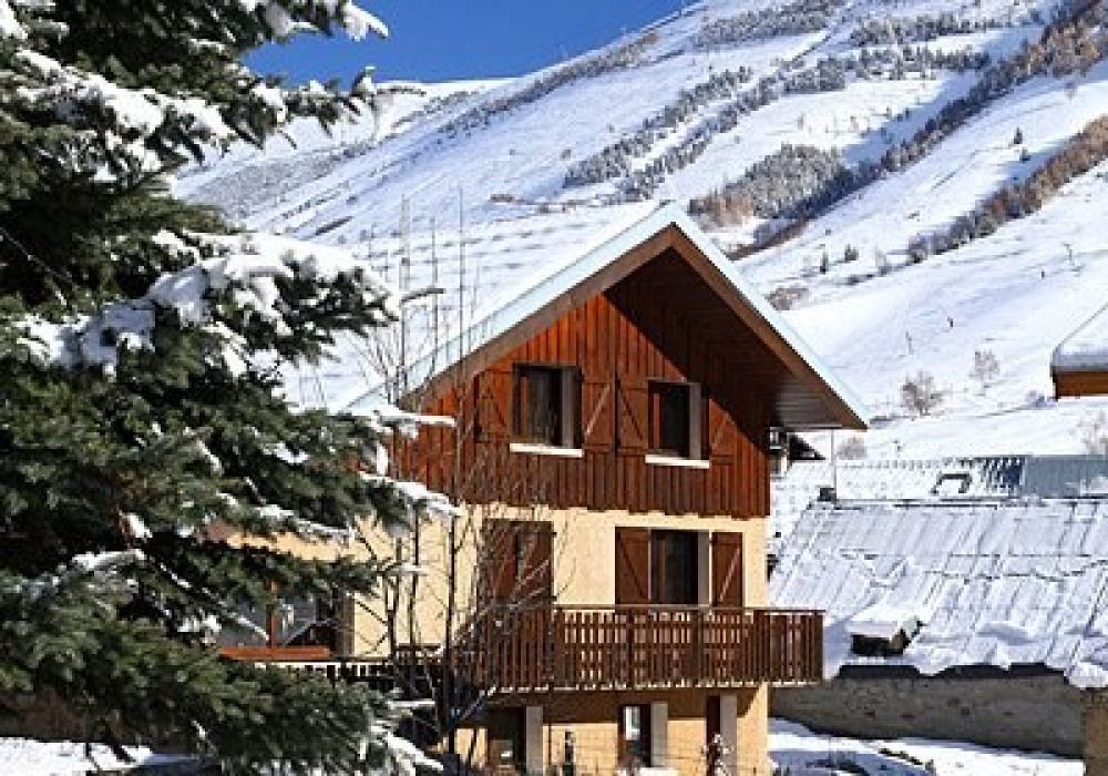 Chalet Alpina - Chalet Individuel 16 pers.