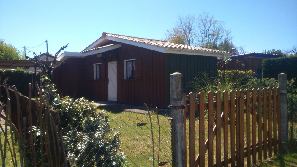 Location vacances Hourtin -  Maison - 4 personnes - Barbecue - Photo N° 1