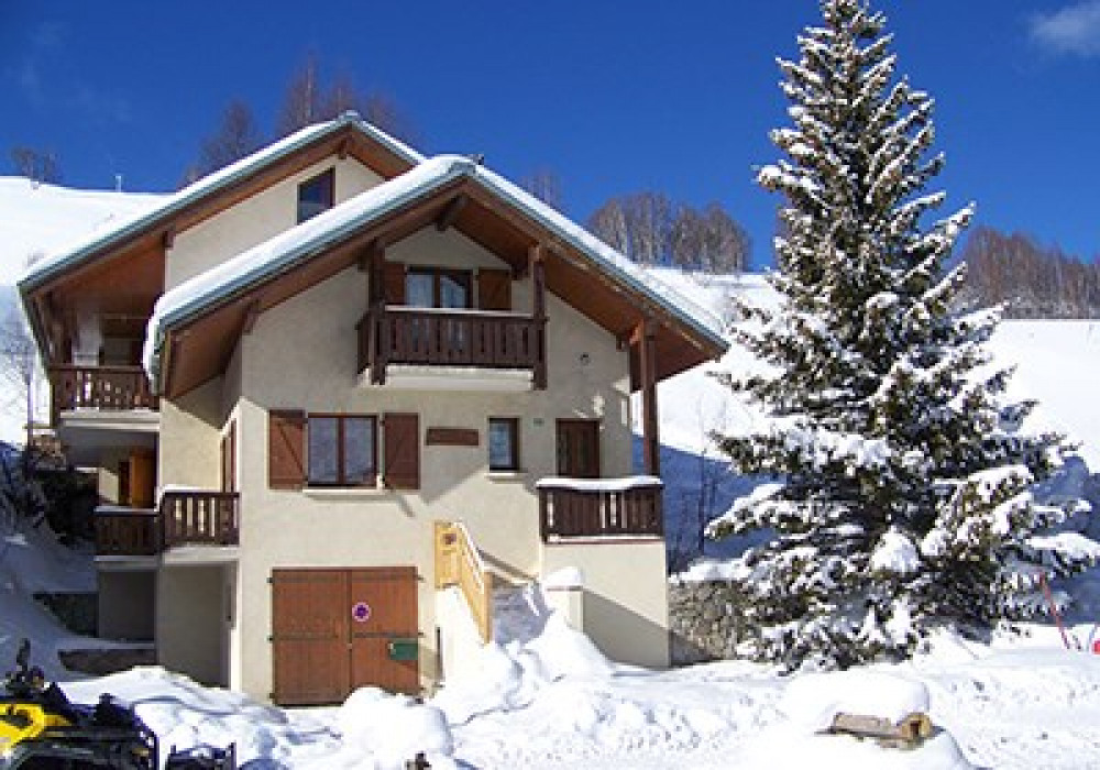 Chalet Erika - Chalet individuel 16 pers.