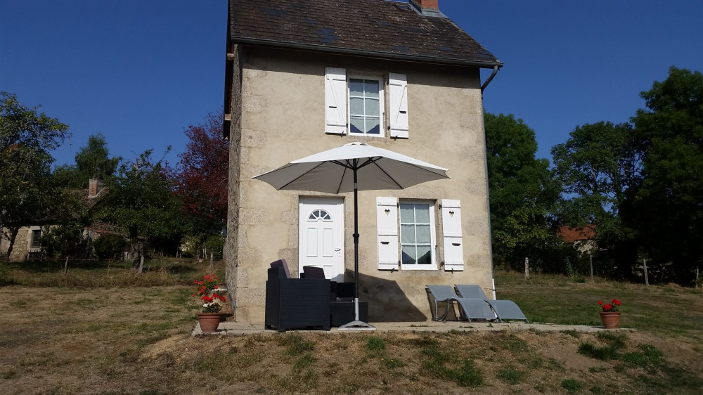 Holiday rentals Villosanges - House - 2 persons - BBQ - Photo N° 1