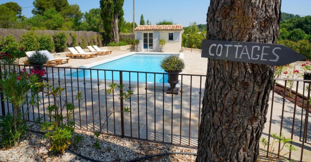 Location vacances Aix-en-Provence -  Gite - 2 personnes - Barbecue - Photo N° 1