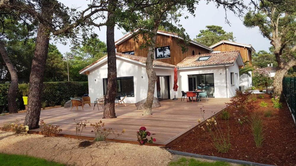 Magnifique villa contemporaine entre plage et centre-ville