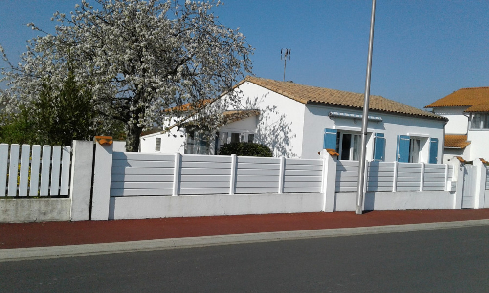 Holiday rentals Vaux-sur-Mer - House - 5 persons - BBQ - Photo N° 1
