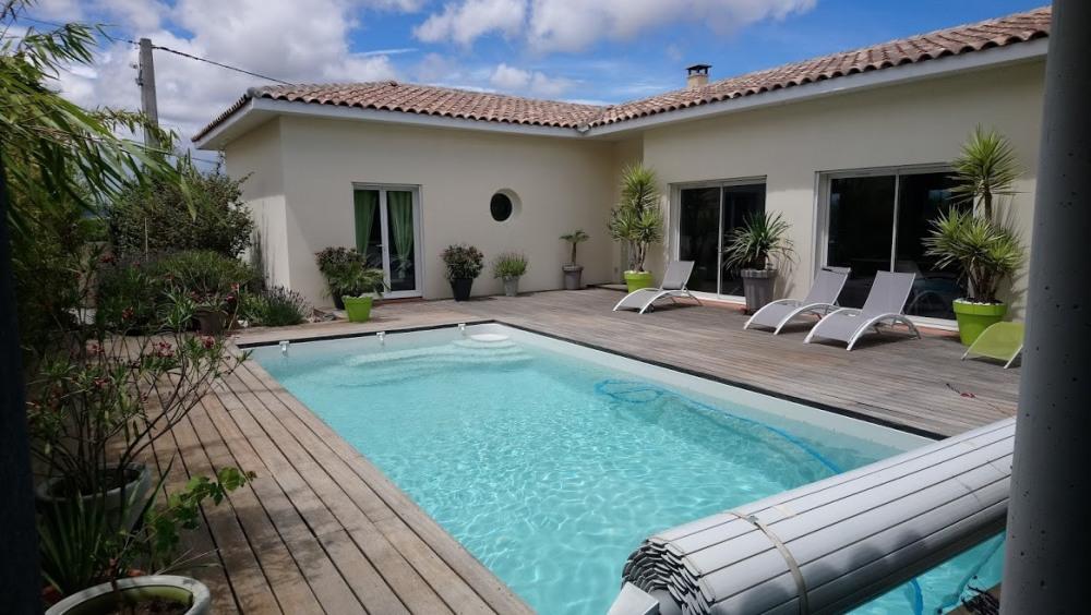 Maison de vacances à Marcorignan, en Languedoc-Roussillon pour 10