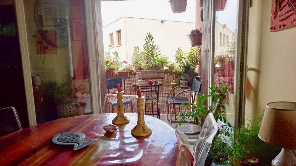 Location vacances Montpellier -  Appartement - 4 personnes - Barbecue - Photo N° 1
