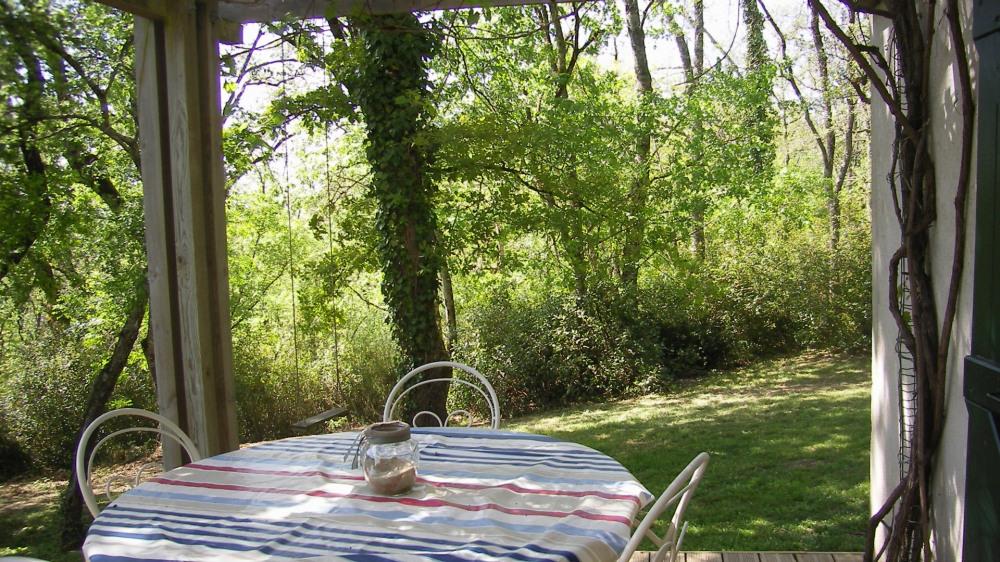 Location vacances Vaïssac -  Maison - 2 personnes - Barbecue - Photo N° 1