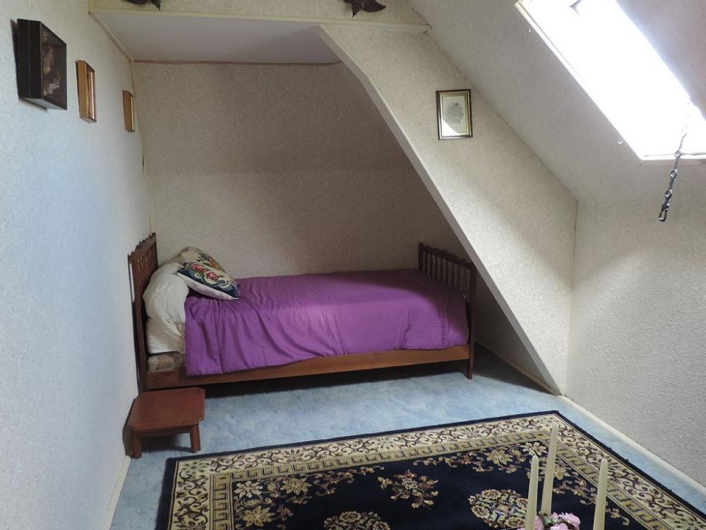 Gite des Puys Chambre 2 ème étage 1 P