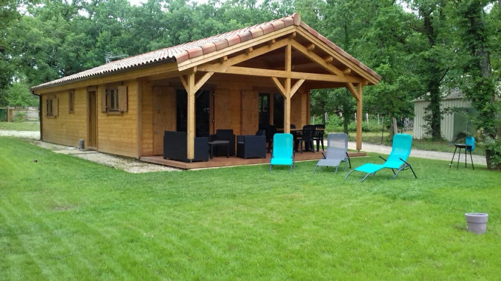 Holiday rentals Le Montat - House - 6 persons - BBQ - Photo N° 1