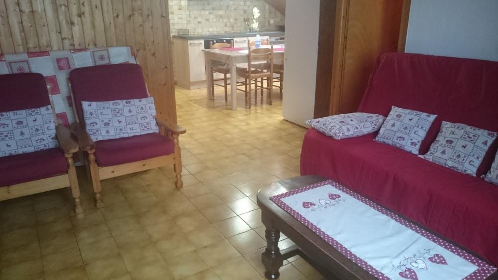 Location vacances Saint-Paul-en-Chablais -  Appartement - 5 personnes - Barbecue - Photo N° 1