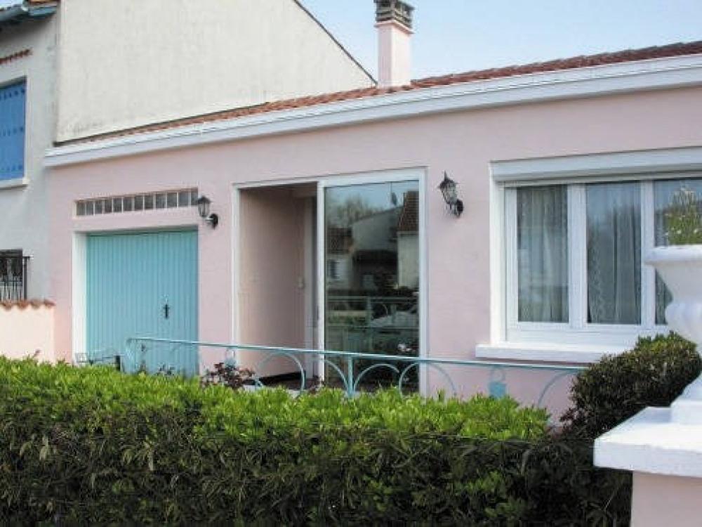 Location Maison Chatelaillon Plage 4 à 6 personnes dès 195 euros par semaine