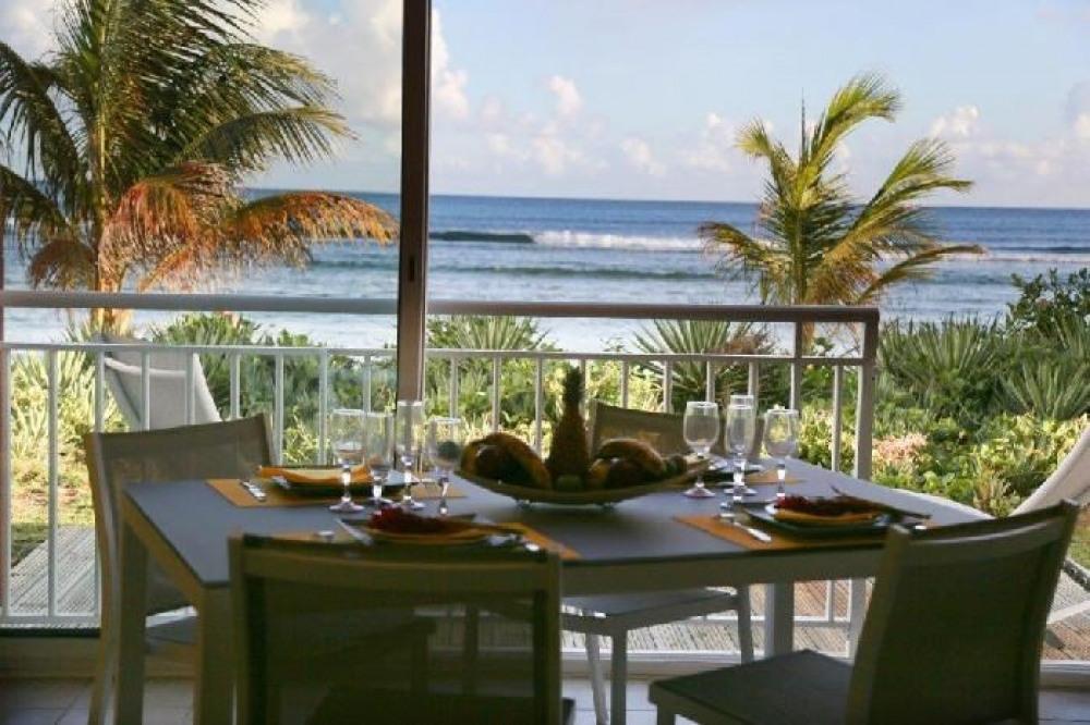 Admirer la Mer pendant votre repas