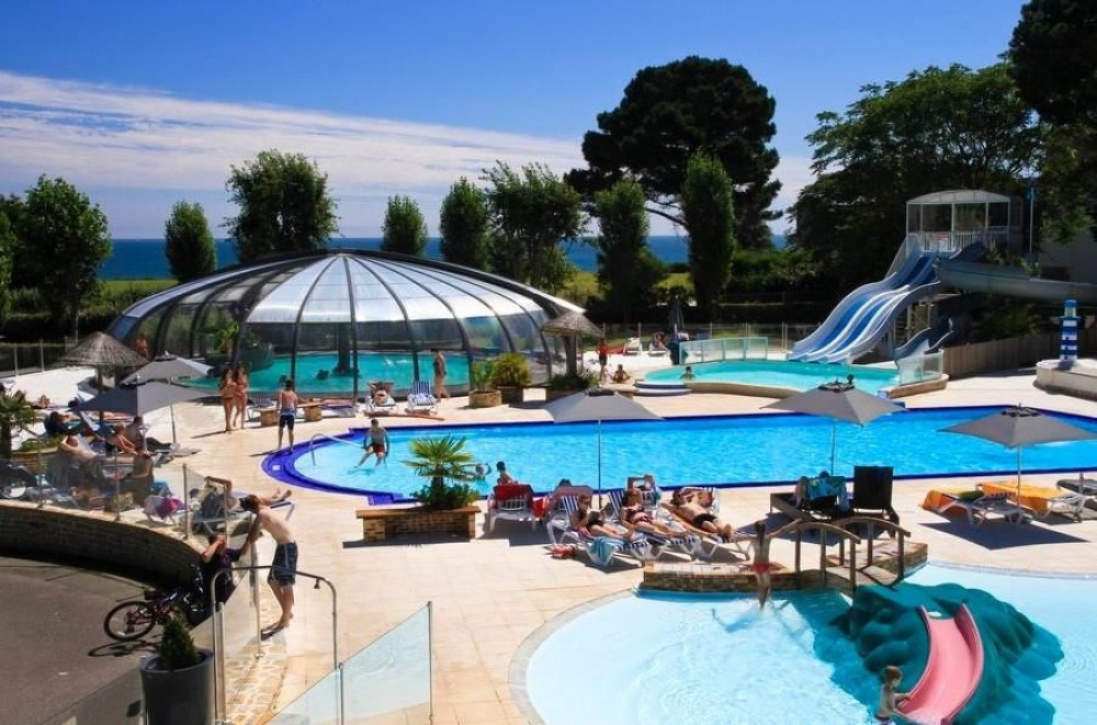 AIROTEL Camping LES RAGUENES PLAGE, 287 emplacements, 71 locatifs