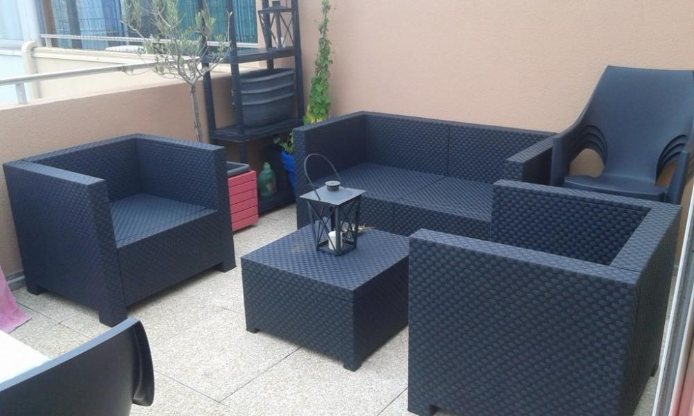 salon de la terrasse