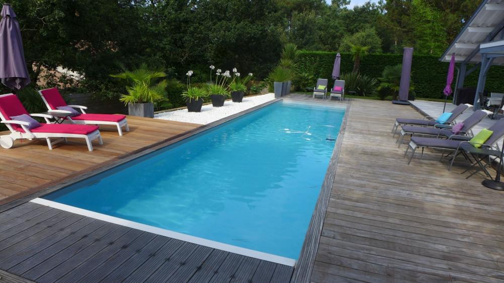 Location vacances Seignosse -  Maison - 8 personnes - Jardin - Photo N° 1
