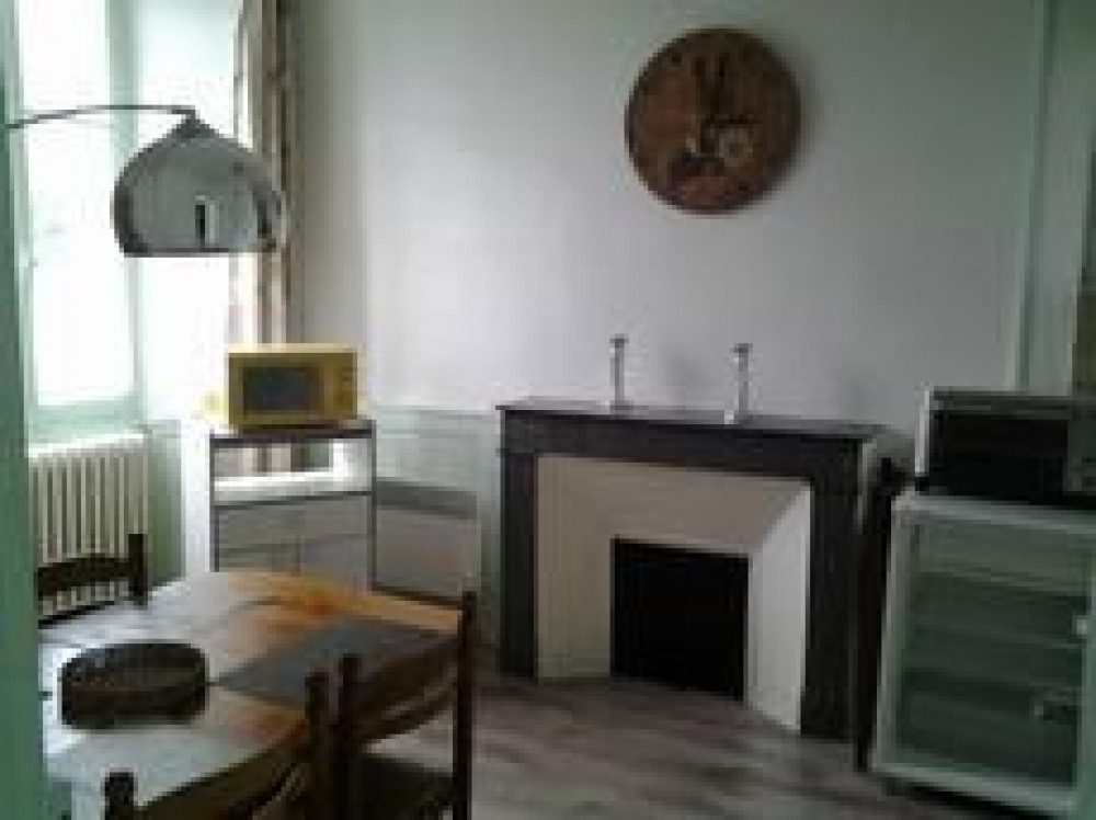 salle à manger/cuisine