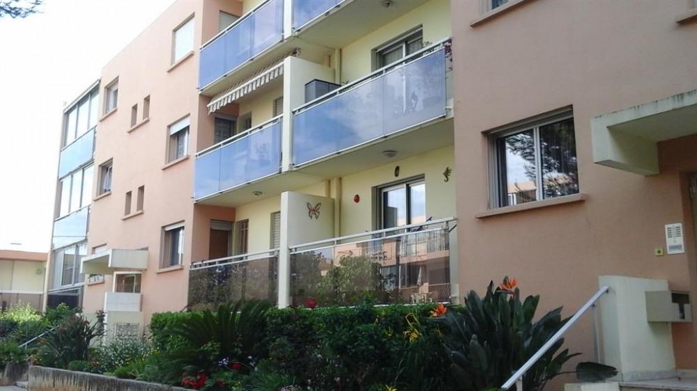 Location vacances Six-Fours-les-Plages -  Appartement - 5 personnes - Barbecue - Photo N° 1