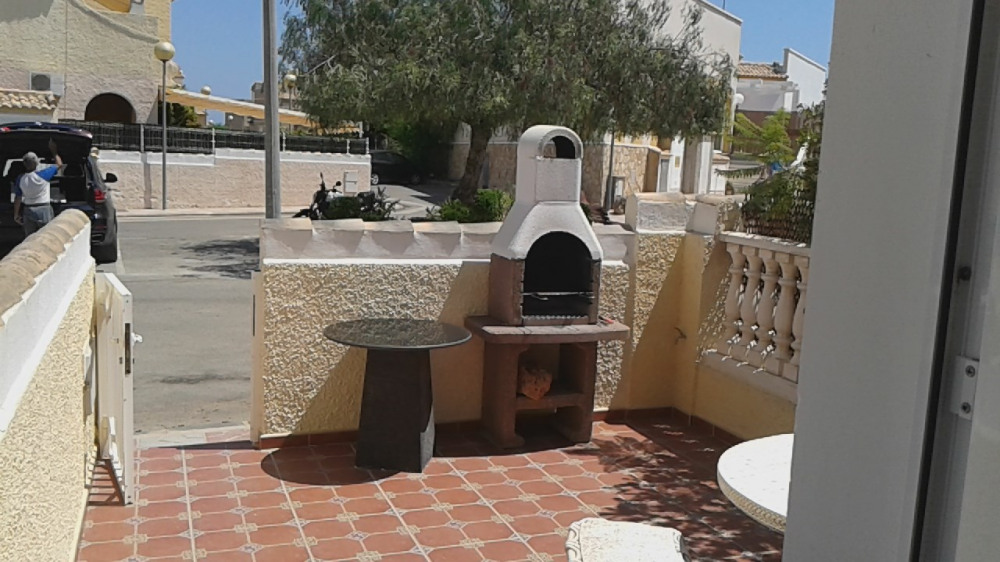 Location vacances Santa Pola -  Maison - 5 personnes - Barbecue - Photo N° 1