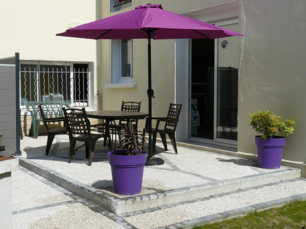 Terrasse plein sud privatisée (25 m2)