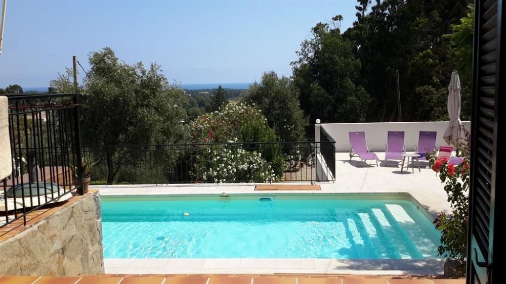 Appartement pour 4 pers. avec piscine privée, Taglio-Isolaccio