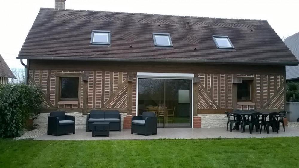 Location vacances Honfleur -  Maison - 4 personnes - Barbecue - Photo N° 1