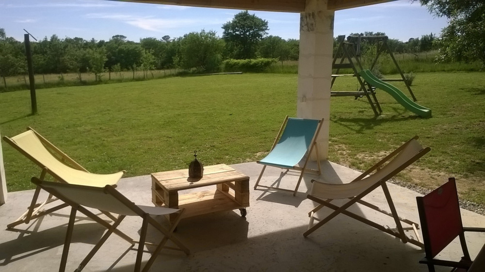 Location vacances Rousson -  Gite - 12 personnes - Barbecue - Photo N° 1