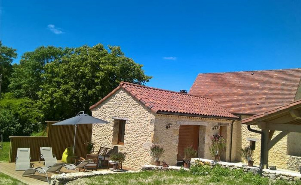Detached House à MARNAC