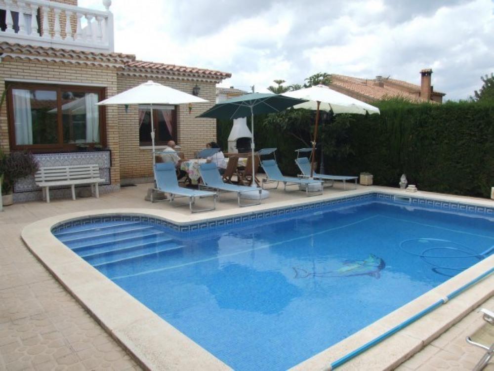 Villa Mercedes con Clima