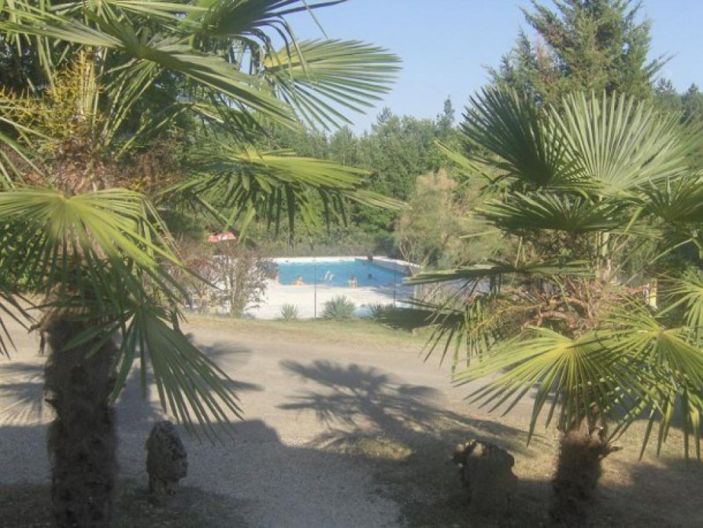 Camping Feneyrolles - Mobil-home