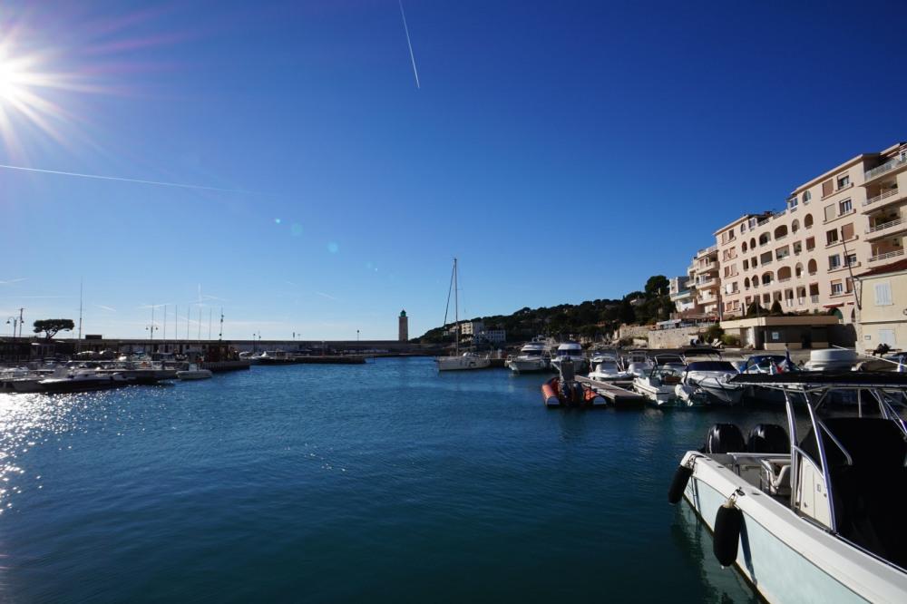 Une promenade en mer ? 3, 6, 8, ou 9 Calanques, départ  à 10 minutes à pied