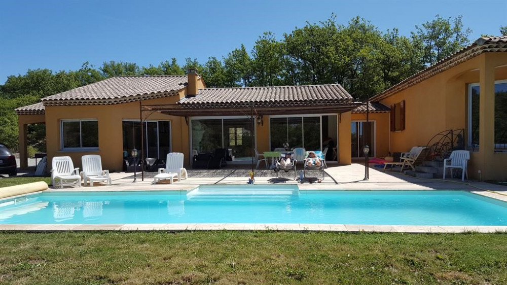 Holiday rentals Saint-Maime - House - 10 persons - BBQ - Photo N° 1