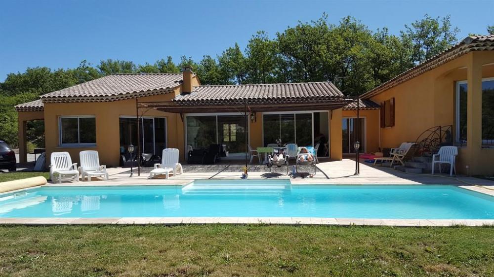 Ferienwohnungen Saint-Maime - Haus - 10 Personen - Grill - Foto Nr. 1