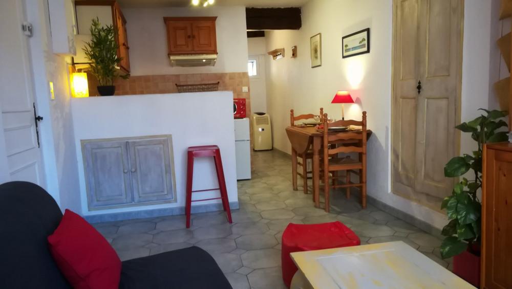 Ferienwohnungen Fréjus - Wohnung - 4 Personen - Fernseher - Foto Nr. 1